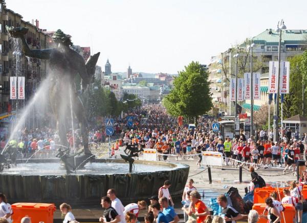 Stemningen skal være fantastisk i Gøteborgsvarvet. Foto: Fra arrangørens Facebookside,