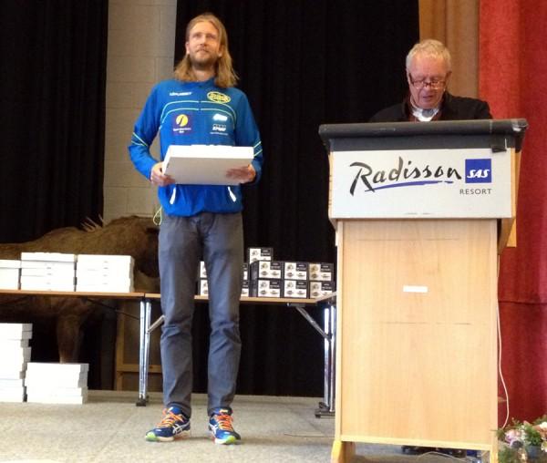 Maraton-premieutdeling-Gjermund-Sørstad-alene