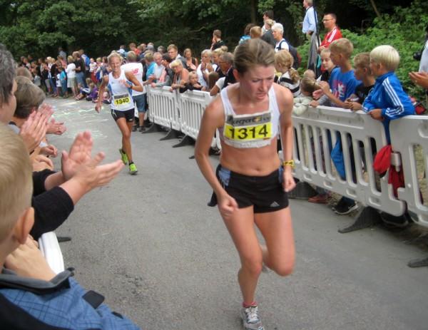 Beste norske dame er Julie Marie Haabeth fra Tjalve, på 10.plass før siste løp. Foto: Sportsmanden/Marie Wibe Bakker