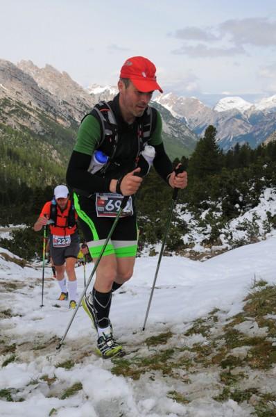 Luca på 2100 m.o.h. (Foto: ©fotoeventi.com)