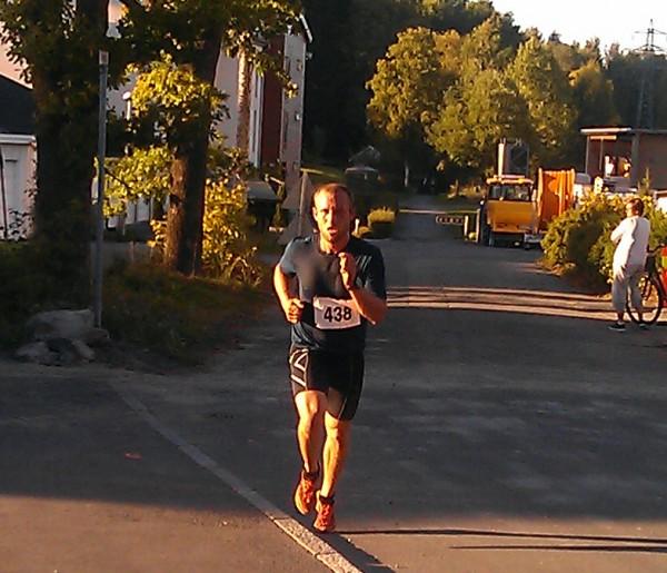 Glavamila 2013 MB alene 5km
