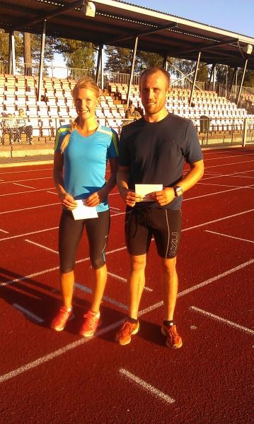 Glavamila 2013 vinnere med gavekort