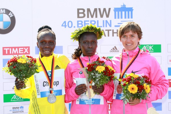 2013 BMW Berlin Marathon