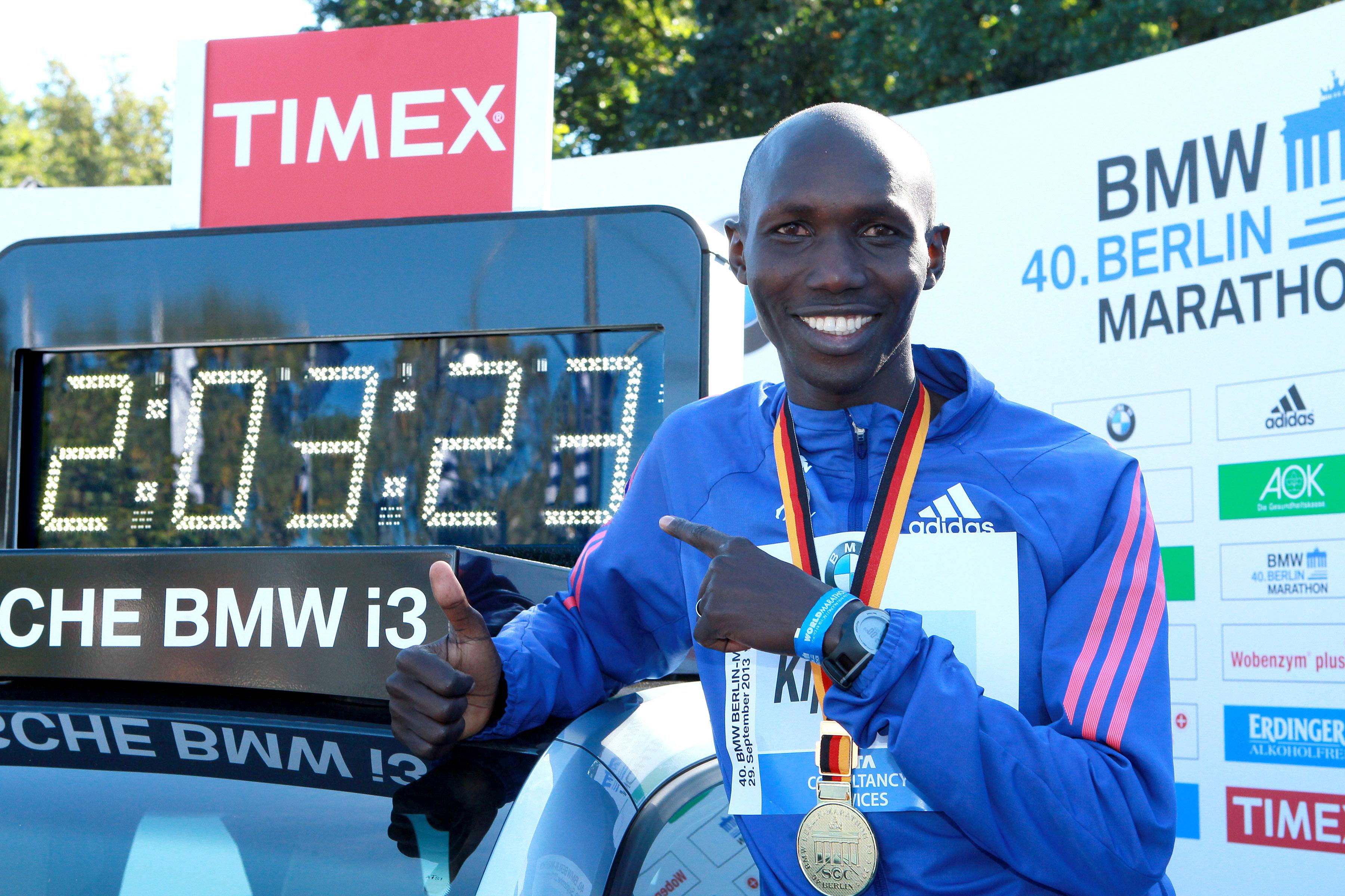 verdensrekord maraton
