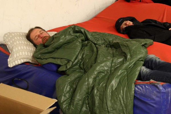 Bislett2012-Geir-Frykholm-sover
