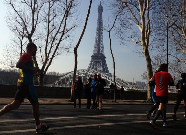 Eiffeltaarnet-bro