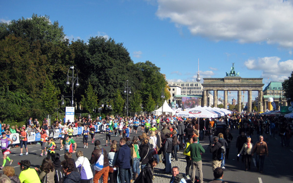 Mål-Brandenburger Tor