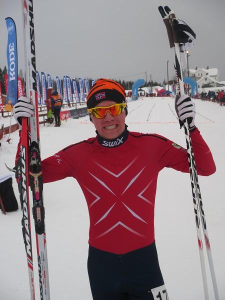NM-sprint2014-G17-Gull-Ivar