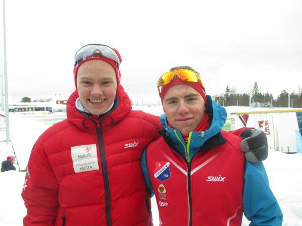 NM-sprint2014-Gull-Ivar-og-johan-Hoel