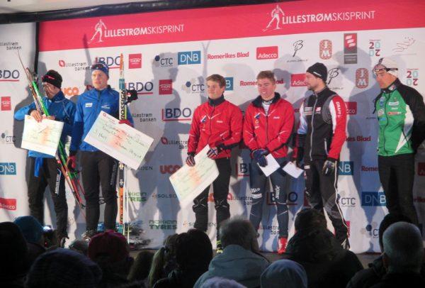 Lillestrøm-skisprint-26032014-premieutdeling