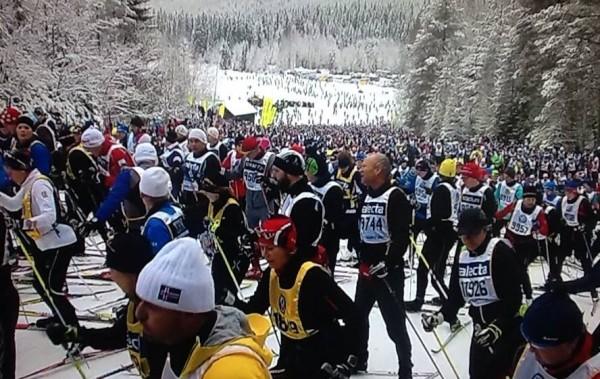 Vasaloppet2014_starten-kø