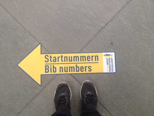 Dusseldorf-startnr