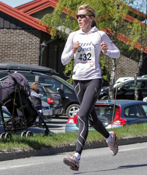 Halvmaraton2014-kvinner-4-Silje-Eklund