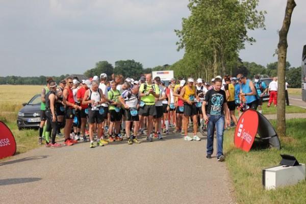 varm start på andre løp