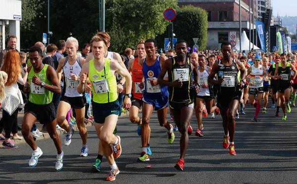 Oslo-maraton-2014_Starten-Halvmaraton