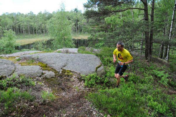 Salomon Trail Tour Göteborg_langs-løypa