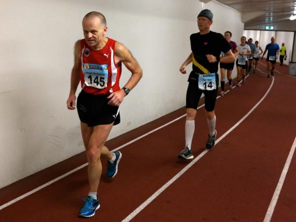 Imponerte gjorde også 61-år gamle Inge Asbjørn haugen, med 10.plass. Foto: Frode Monsen / Sportsmanden.no
