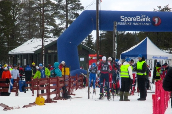 team lygna skiskyting