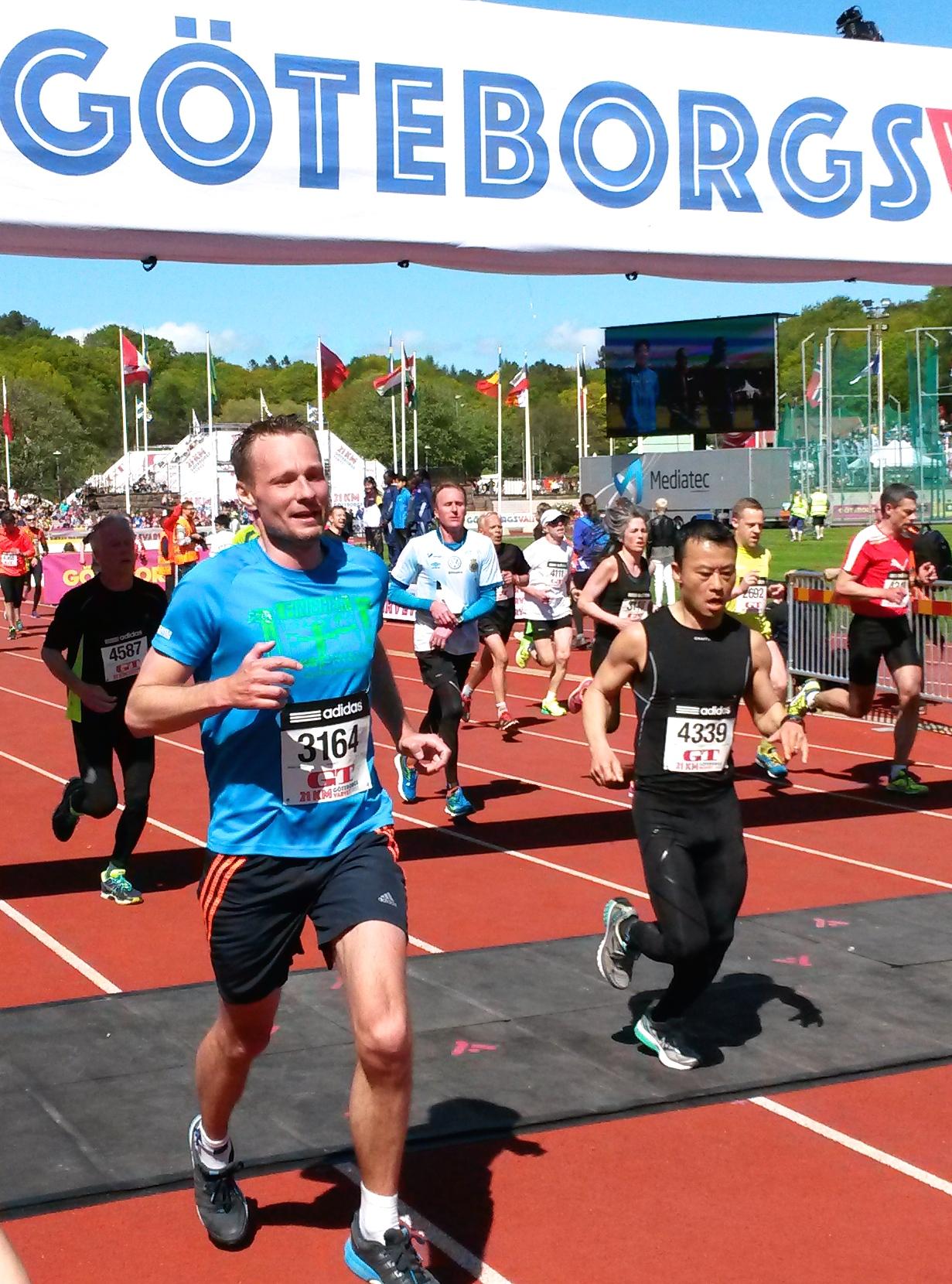 fd0ca45f Odd-Bjørn Hjelmeset og Synøve Brox imponerte stort i GøteborgsVarvet ...