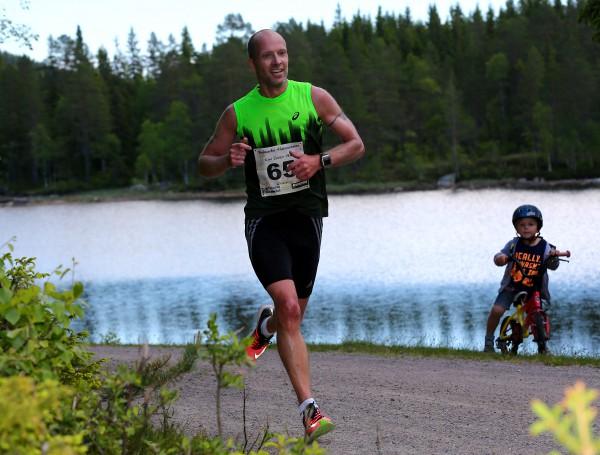 Nordmarka-halvmaraton-Knut-Eraker-Hole