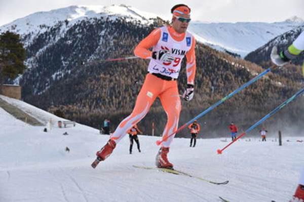 I La Diagonela ble det 46.plass på Thomas Gifstad. (Foto: Arrangøren)