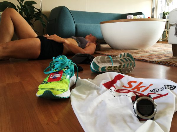 """For Reykjavik Marathon ble for første gang opplegget i """"Advanced Marathoning"""" fra Pete Pfitzinger og Scott Douglas testet. Det skal innrømmes at den seriøse treningen tidvis kostet..."""